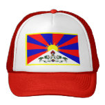 Tibet Flag - Hat