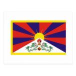 Tibet Flag Post Cards