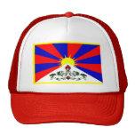Tibet Flag Trucker Hats