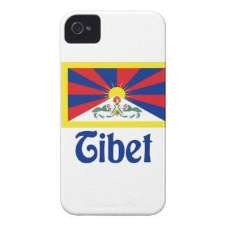 Tíbet iPhone 4 Case-Mate Fundas