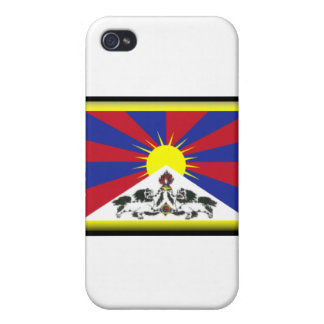 Tíbet iPhone 4/4S Carcasas