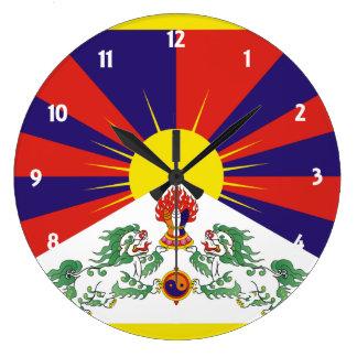 tibet large clock