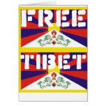 ¡Tíbet libre! Felicitaciones