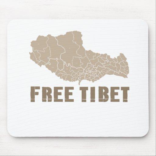 TÍBET LIBRE/LIBERTAD TIBETANA TAPETES DE RATON
