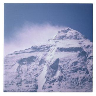 Tibet. Mt. Everest Ceramic Tile