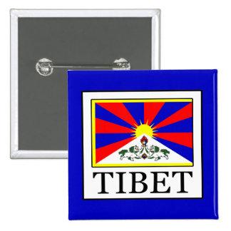 Tibet Pinback Button