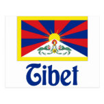 Tíbet Postales