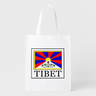 Tibet Reusable Grocery Bag