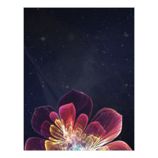 Tibet Sea Flower | Custom Blank Flyer