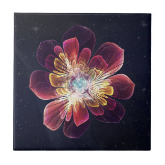 Tibet Sea Flower | Custom Ceramic Photo Tile