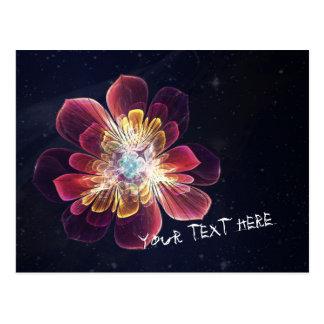 Tibet Sea Flower | Custom Postcard