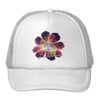 Tibet Sea Flower | Custom Trucker Hat