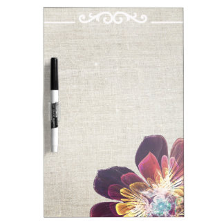 Tibet Sea Flower | Customized Dry Erase Whiteboard