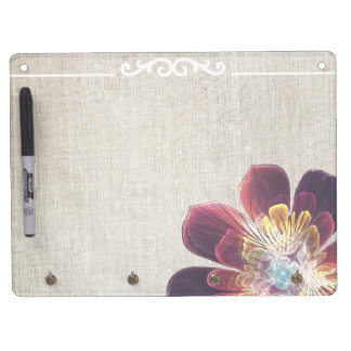 Tibet Sea Flower | Keychain holder Dry Erase Board
