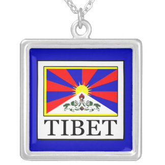 Tibet Silver Plated Necklace