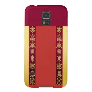 Tibet Tibetan auspicious symbols Galaxy S5 Cover