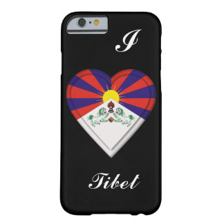Tibet Tibetan flag Barely There iPhone 6 Case