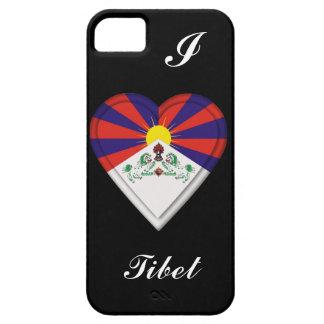Tibet Tibetan flag iPhone SE/5/5s Case