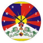 tibet wall clocks