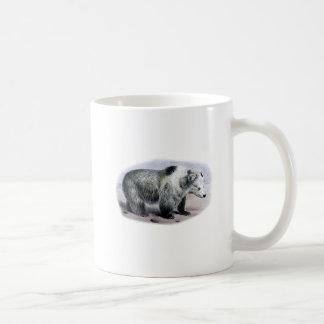 Tibetan Blue Bear Coffee Mug