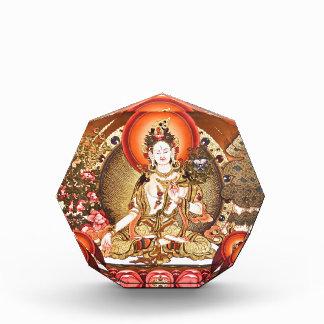 Tibetan Buddhist Art Acrylic Award
