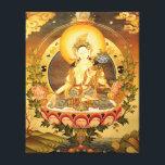 "Tibetan Buddhist Art Canvas Print<br><div class=""desc"">High quality high resolution Tibetan Buddhist artwork. Perfect for altars,  meditation and gifts for yogis and yoginis.</div>"