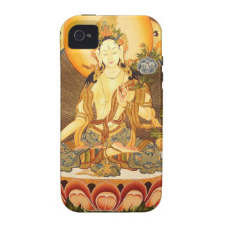 Tibetan Buddhist Art iPhone 4 Case