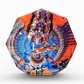 Tibetan Buddhist Art (Chemchok Heruka) Acrylic Award