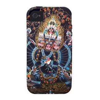 Tibetan Buddhist Art (Chemckok Heruka) Case For The iPhone 4