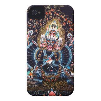 Tibetan Buddhist Art (Chemckok Heruka) Case-Mate iPhone 4 Case
