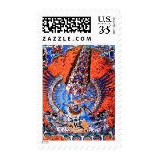 Tibetan Buddhist Art (Chemckok Heruka) Postage