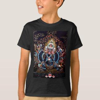 Tibetan Buddhist Art (Chemckok Heruka) T-Shirt