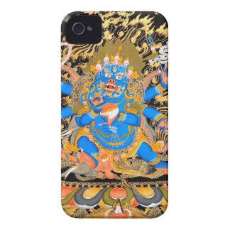 Tibetan Buddhist Art Print iPhone 4 Cover