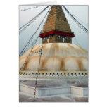 Tibetan Buddhist Stupa Greeting Cards