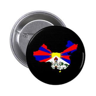 Tibetan China Pin