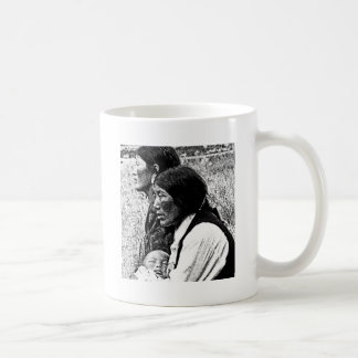 Tibetan family coffee mugs