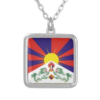 Tibetan Flag Necklaces