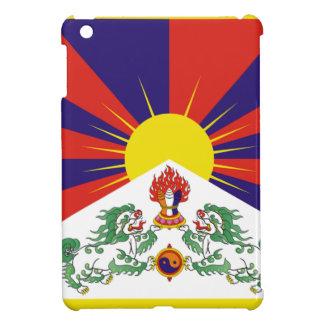 Tibetan Free Tibet Flag - Peu Rangzen བོད་རང་བཙན་ Cover For The iPad Mini