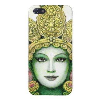 Tibetan Goddess Green Tara iphone case iPhone 5 Cover