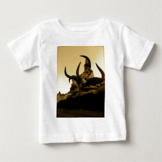 Tibetan Horns Baby T-Shirt