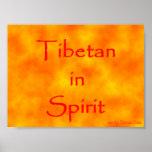Tibetan in Spirit-Poster