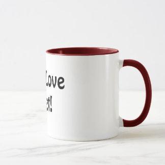 Tibetan Life Love Mug