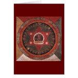 Tibetan Mandala Cards