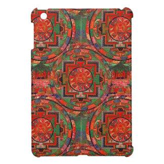 Tibetan Mandala iPad Mini Cover