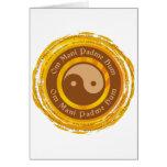 Tibetan Mantra Yin Yang Cards