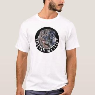 Tibetan Mastiff Dog 002 T-Shirt