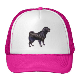 Tibetan Mastiff Trucker Hat