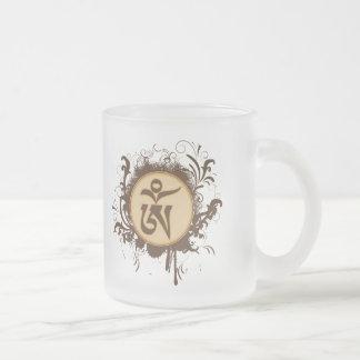 Tibetan Om Mug