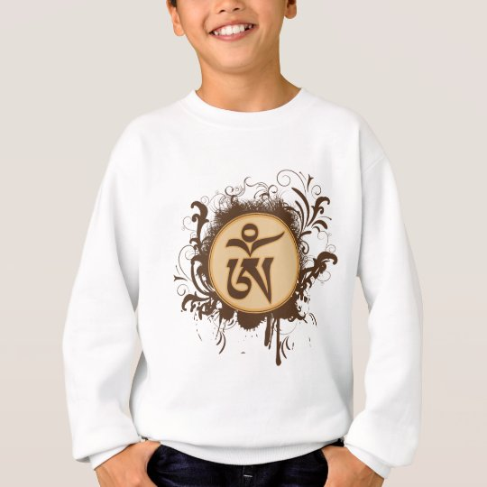 Tibetan Om Sweatshirt
