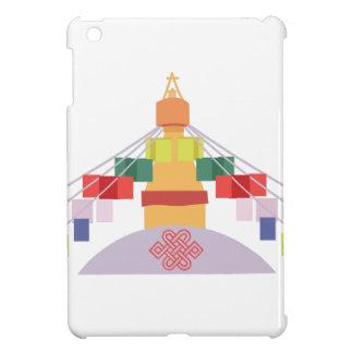 Tibetan Prayer Flags iPad Mini Cover